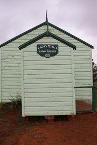 Cooks Myalls Union Church 08-02-2020 - John Huth, Wilston, Brisbane
