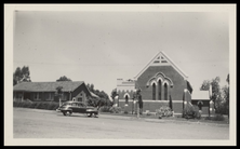 Coolamon Uniting Church - Former + Manse 00-00-1950 - See Note.