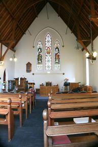 Cooma St Andrew's Uniting Church 30-04-2017 - John Huth, Wilston, Brisbane.