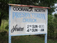 Cooranga North Presbyterian Church 08-03-2017 - John Huth, Wilston, Brisbane.