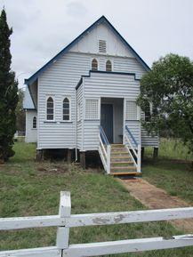 Cooranga North Presbyterian Church 08-03-2017 - John Huth, Wilston, Brisbane.