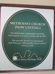 Cooroy Uniting Church 17-03-2016 - John Huth, Wilston, Brisbane