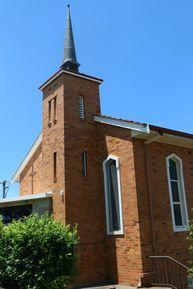 Coorparoo Uniting Church 20-03-2016 - John Huth, Wilston, Brisbane