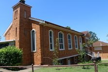 Coorparoo Uniting Church 20-03-2016 - John Huth, Wilston, Brisbane