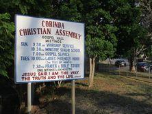 Corinda Christian Assembly 07-03-2017 - John Huth, Wilston, Brisbane.