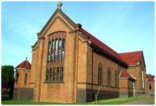 Corpus Christi Catholic Church unknown date - Church Website - See Note.