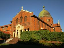 Corpus Christi Catholic Church 04-05-2014 - John Huth, Wilston, Brisbane