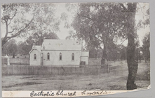 Costerfield Catholic Church - Former