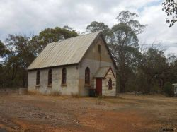 Costerfield Uniting Church - Former