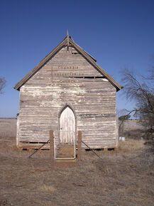 Cowabbie Presbyterian Church - Former
