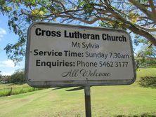 Cross Lutheran Church 24-11-2017 - John Huth, Wilston, Brisbane