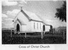 Cross of Christ Lutheran Church - Former