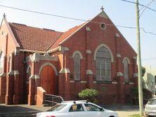 Croxton Uniting Church 02-03-2017 - John Conn, Templestowe, Victoria