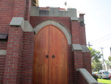 Croxton Uniting Church 02-03-2017 - John Conn, Templestowe, Victoria