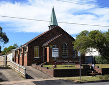 Croydon Park North Campsie Baptist Church