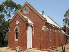 Culgoa Uniting Church - Former