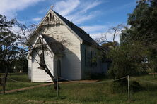 Curlewis Catholic Church - Former