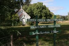 Curra Creek Union Church