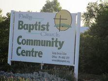 Dalby Baptist Church 15-02-2017 - John Huth, Wilston, Brisbane.