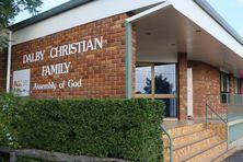 Dalby Christian Family Church 15-02-2017 - John Huth, Wilston, Brisbane.