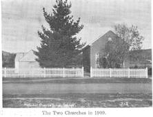 Dalton Uniting Church + Old Slab Building 00-00-1909 - See Note 1, p9