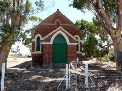 Dangin Methodist Church - Former