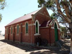 Dangin Methodist Church - Former 00-01-2012 - (c) gordon@mingor.net