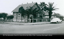 Dee Why Uniting Church - Cecil Gribble Tongan Congregation 00-00-1964 - Warringbah Library - See Note.