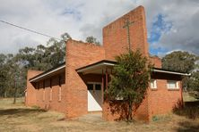Delungra Uniting Church - Former 13-10-2017 - John Huth, Wilston, Brisbane.