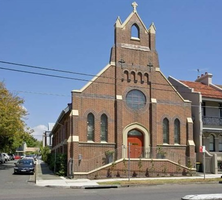 Denison Street, Bondi Junction Church - Former