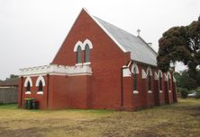 Derrinallum Uniting Church 12-01-2018 - John Conn, Templestowe, Victoria