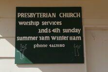 Dulacca Presbyterian Church 13-07-2020 - John Huth, Wilston, Brisbane