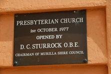Dulacca Presbyterian Church - Former 02-11-2016 - John Huth, Wilston, Brisbane.