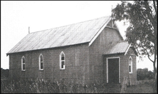 Dungeree Catholic Church - Former