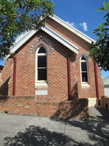 Dungog Baptist Church