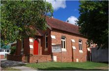 Dungog Baptist Church 31-10-2009 - Peter Liebeskind