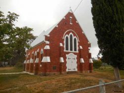 Dunkeld Uniting Church - Former