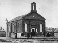 Dunolly Congregational Church - Former