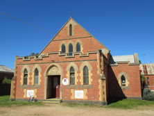 Dunolly District Uniting Church - Jubilee Sunday School 23-08-2019 - John Conn, Templestowe, Victoria