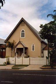 Eagle Junction Uniting Church - Former 00-02-2007 - Geoffrey Cox - ohta.org.au