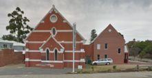 East Fremantle Baptist Church 00-00-1964 - Fremantle City Library - See Note.