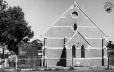 East Fremantle Baptist Church 00-00-1966 - Fremantle City Library - See Note.