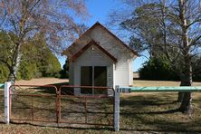 Ebor Union Church 16-08-2018 - John Huth, Wilston, Brisbane