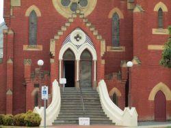 Echuca-Moama Uniting Church 08-01-2013 - John Conn, Templestowe, Victoria