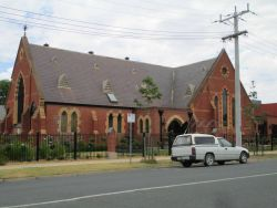 Echuca Uniting Church - Former