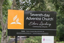 Edens Landing Seventh-day Adventist Church 08-02-2021 - John Huth, Wilston, Brisbane