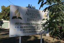 Emerald Seventh-Day Adventist Church 27-06-2020 - John Huth, Wilston, Brisbane