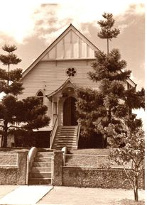 Enoggera Uniting Church - Formerly Presbyterian 00-00-1950 - Maureen Shannon, Queenland