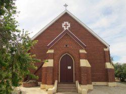 St Barnabas Anglican Church 29-03-2015 - John Conn