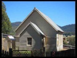 Collinsvale Methodist Church - Former